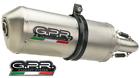 """GPR Y.59.SAT Satinox SLIP-ON TW 125 1999/07"""" Pot D'echappement pour Yamaha TW 125"""