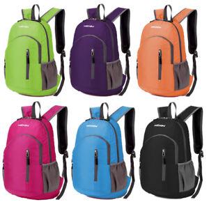 25L Waterproof Backpack Shoulder Hiking Bag