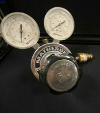 Matheson 8 580 Gas 3000 Psig Regulator