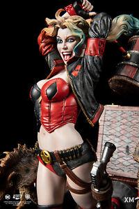 XM STUDIOS DC Comics Harley Quinn Rebirth 1:6 Scale Version A Figure Statue NEW