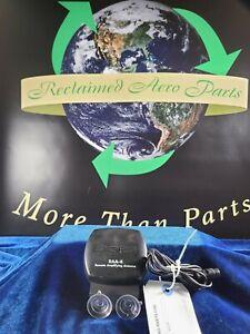 LOWRANCE External GPS RAA-4 Remote Amplified Antenna PN: RAA-4