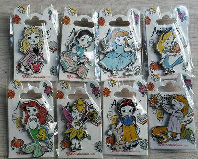 Disney Parks Disneyland Paris Animators 2020 OE Pin Cinderella /& Slipper