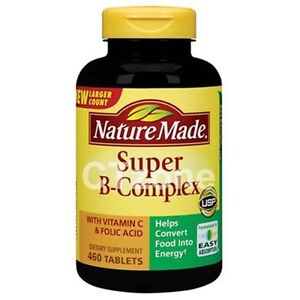 What Is Nature Made Super B Complex Good For