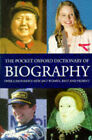 The Pocket Oxford Dictionary of Biography by Oxford University Press (Paperback, 1997)