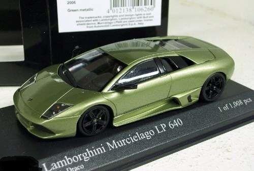 Minichamps Lamborgini Murcielago (Sealed) 1 43 Very RARE Only Seller Worldwide