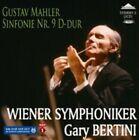 Mahler Symphony No. 9 Bertini Wiener Symphoniker Audio CD
