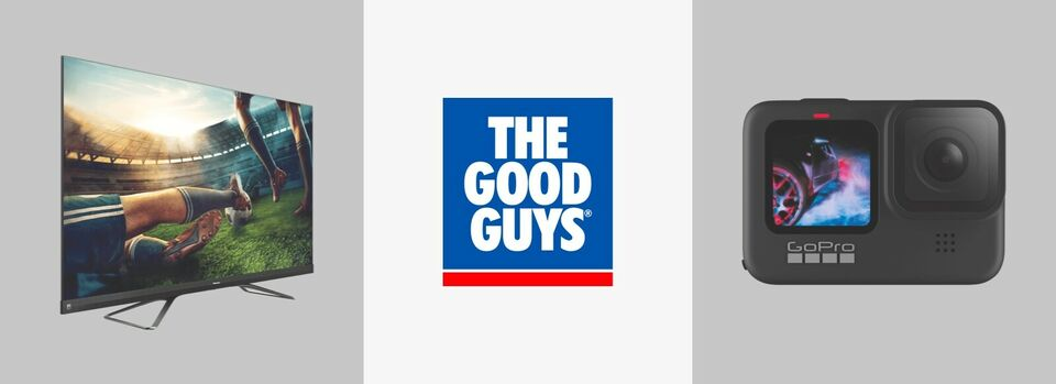 Shop now - The Good Guys Door Buster Deals*