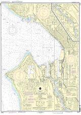 NOAA Chart Portland Harbor and Vicinity 40th Edition 13292