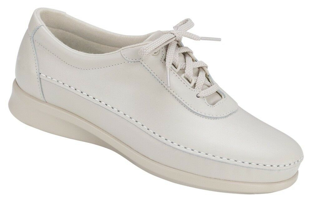 Servicio Aéreo Aéreo Aéreo Especial Para Mujer Viajero Tripad Comfort hueso De Cuero Con Cordones Zapatos Talla 5.5 Nuevo  169  venta con descuento