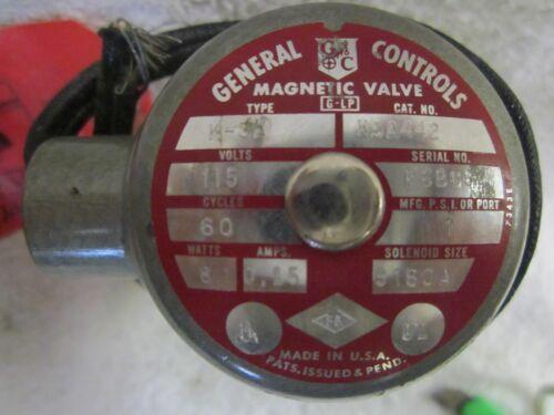 GENERAL CONTROLS   K3A442