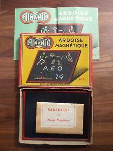 Ancien-jeu-Aimanto-Ardoise-magnetique-n-1