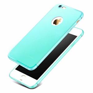 Coque Antichoc Silicone Protection Pour IPHONE 6 7 8 Plus SE 5S XR X XS MAX FR