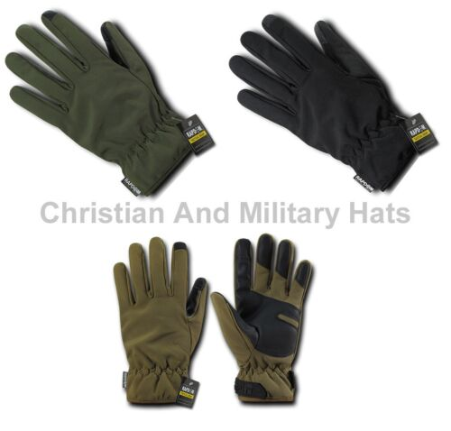 Soft Shell Winter Waterproof Material Gloves With Military Specs Sizes S to 2XL