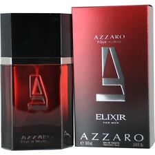 Azzaro Elixir by Azzaro EDT Spray 3.4 oz