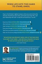 Praying Through the Names of God by Tony Evans (2014, Paperback)