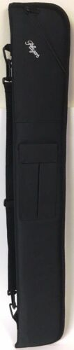 Pro Series 2 POCKETS CHOICE of COLOR NYLON 2X2 SOFT CASE 3 COLOR CHOICES!
