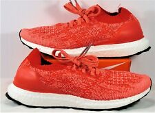 Adidas Ultra Boost Uncaged Ray Red & Shock Pink Running Shoes Sz 6Y NEW  BA8296