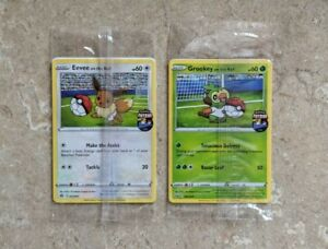 Pokemon Tcg Grookey Eevee On The Ball England Futsal New International Ship Ebay 45 5.88% 8.81% 11.75% 29.38% (only on first turn!) 20.57% (only if pokemon in water!) mxn