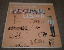 Justin Wilson's Wilsonville US And A~Cajun Comedy~Tower W-5009~FAST SHIPPING!!!
