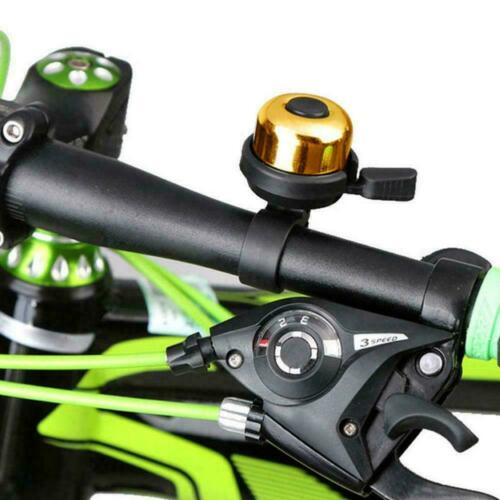 Classical Cycling Bike Bell Copper MTB Bicycle Ring Horn P8F9