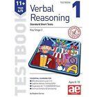 11+ Verbal Reasoning Year 4/5 Testbook 1: Standard Short Tests by Stephen C. Curran (Paperback, 2014)