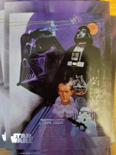 2017 Star Wars 40th Anniversary #121 Coca-Cola Star Wars Premium Poster Nichols