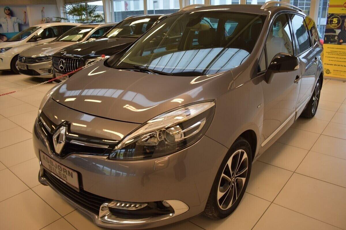 Renault Grand Scenic III 2014