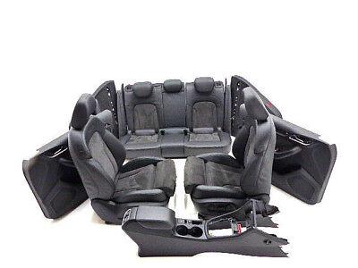 Audi RSQ3 Q3 Facelift Sitze Lederausstattung elektrisch Alcantara Nappa Soul