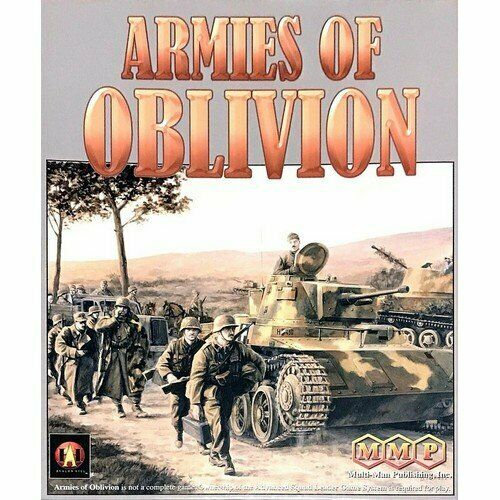 ASL Advanced Squad Leader Historical Module 12, Armies of Oblivion, New MMP Eng