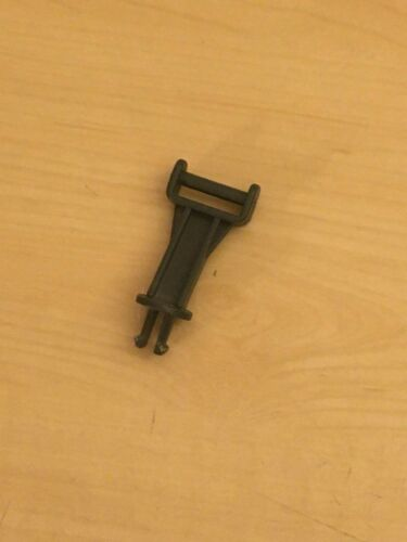 COBRA WOLF GUN MOUNT G.I 1987 ORIGINAL ARAH JOE