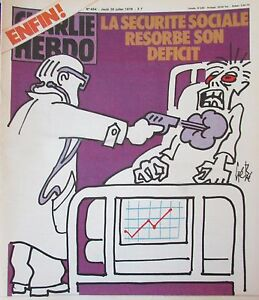 Charlie-View-No-No-454-of-Juillet-1979-Security-Social-Resorbe-His-Her-Deficit