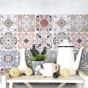 Ps00058 adesivi murali in pvc per piastrelle per bagno e - Adesivi per piastrelle cucina ...