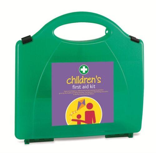 Children/'s First Aid Kit De Reliance Medical en Vert Taille Unique