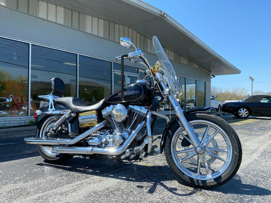 2005 Harley Davidson Dyna