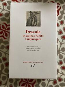 La-Pleiade-Dracula-Et-Autres-Ecrits-Vampiriques