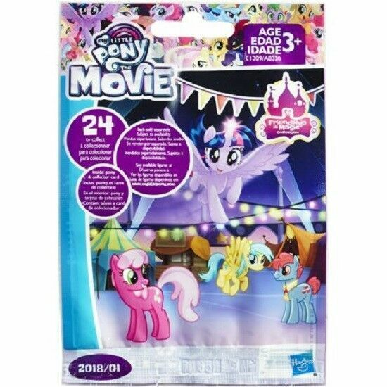 Case Of 24 Hasbro My Little Pony Movie Blind Bag Figures Wave 23 For Sale Online Ebay