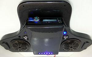 Yamaha Drive  Bluetooth Stereo Overhead System