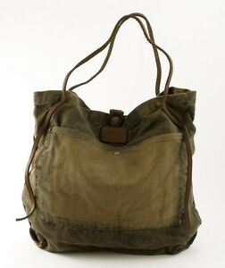 Woman Bag afgeprijsd Canvas Army Nieuw Avirex 140506 Green lKJF1c