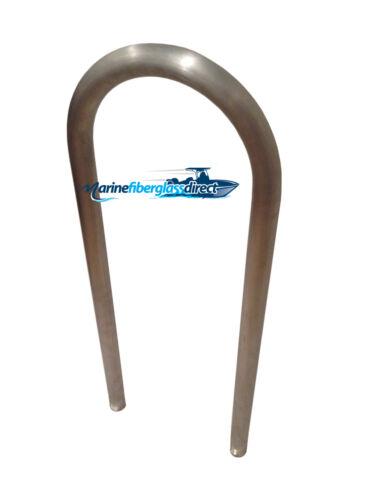 """32"""" X 16.5"""" Aluminum Handrail Grab Bar NO PADS"""