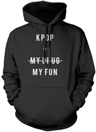 My Fun Unisex Hoodie KPOP = My Drug