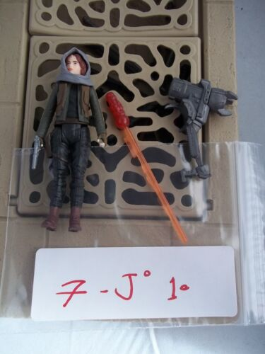 """Star wars loose 3.75/"""" ACTION FIGURE-The erso jedha"""