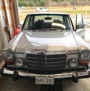 Mercedes 1973 MB 300D Collector Status