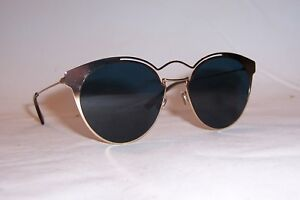 d635f8044984 NEW CHRISTIAN DIOR NEBULA/S 000-A9 GOLD/BLUE MIRROR SUNGLASSES ...