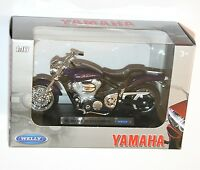 Welly - '02 YAMAHA ROAD STAR WARRIOR - Motorbike Model Scale 1:18