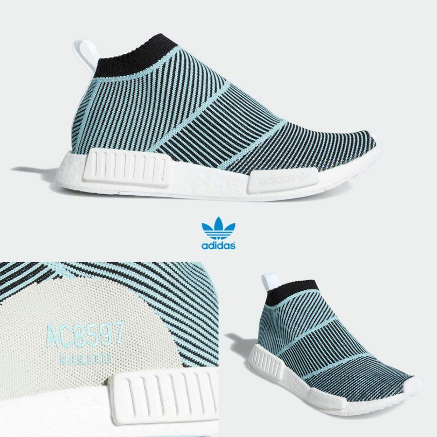 Adidas Originals NMD CS1 Parley PK Shoes Casual Sneaker AC8597 Price reduction