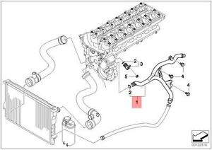 bmw e65 cooling system diagram diy wiring diagrams \u2022 bmw e30 engine diagram genuine bmw e60 e61 e65 e66 o rings coolant pipe water hose oem rh ebay co uk bmw e39 cooling system diagram bmw e39 cooling system diagram