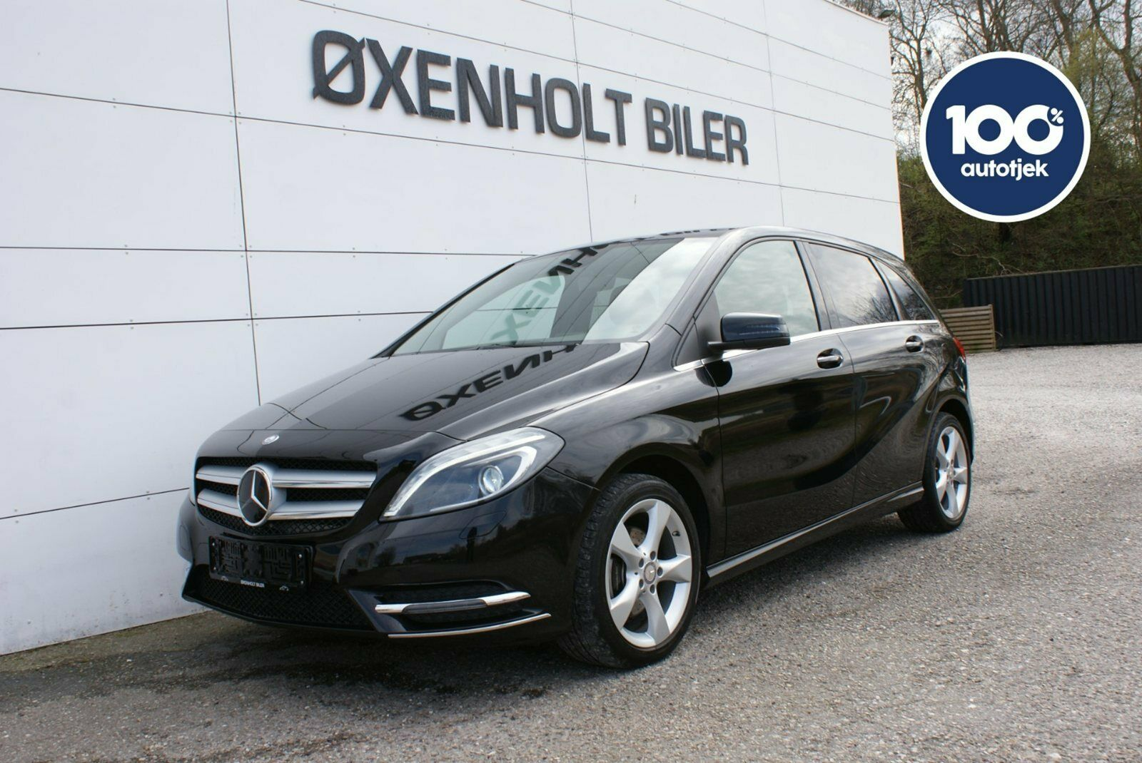 Mercedes B200 1,8 CDi aut. BE 5d - 279.800 kr.