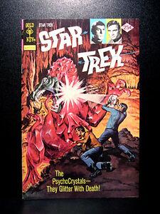 COMICS-Gold-Key-Star-Trek-34-1975-RARE-batman-man-from-uncle-flash