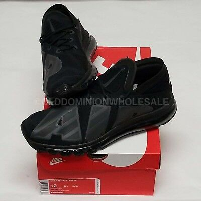 NEW Nike Air Max Flair SE AA4084-001 Men's Sz: 12 Black Running