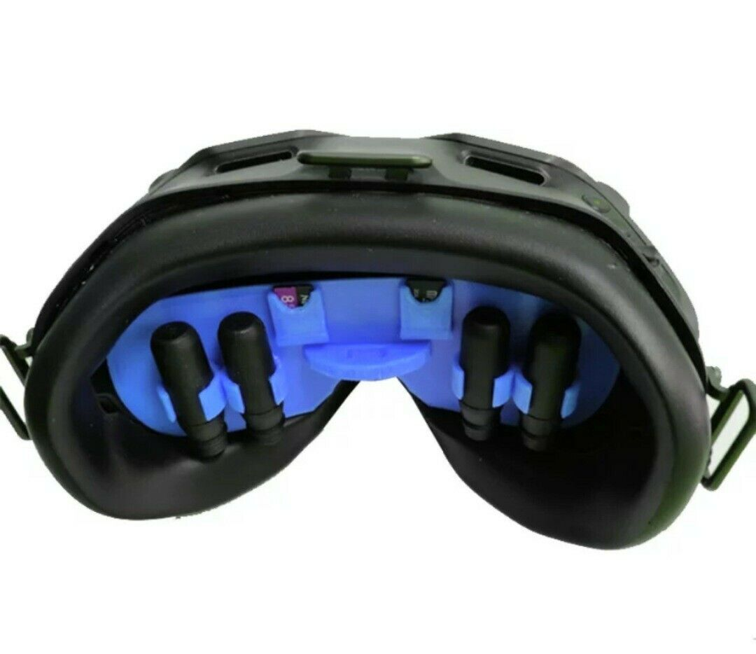 DJI Digital FPV Goggles TPU Screen protector / Antenna holder / Micro SD holder